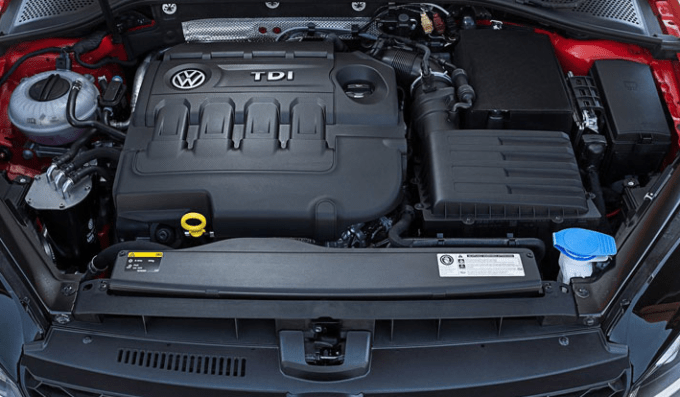 2017 volkswagen golf Engine