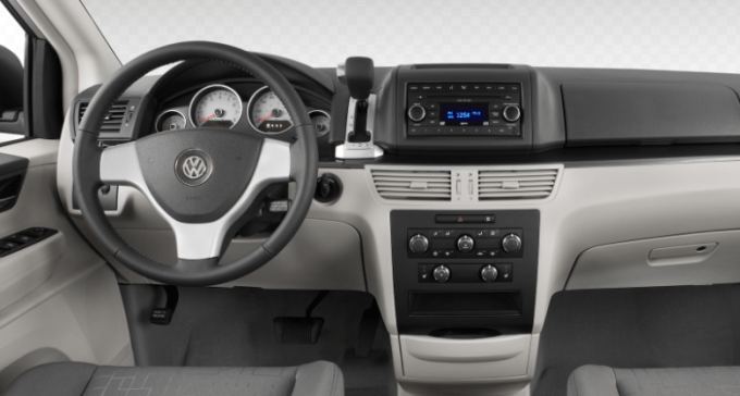 2010 Volkswagen Routan Interior and Redesign