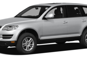 2010 Volkswagen Touareg Owners Manual and Concept