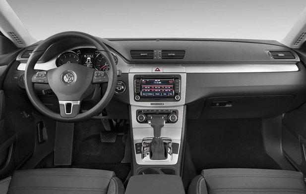 2011 Volkswagen CC Interior and Redesign