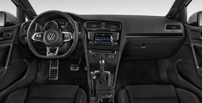 2017 Volkswagen Golf Interior and Redesign