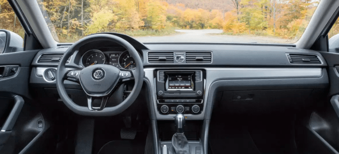 2017 Volkswagen Passat Interior and Redesign