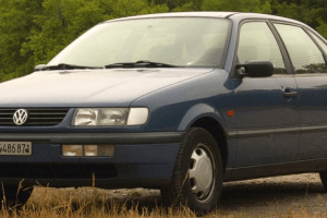 1995 Volkswagen Passat Owners Manual and Concept