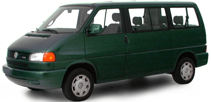 2000 Volkswagen EuroVan Owners Manual and Concept