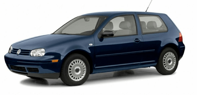 2002 Volkswagen Golf Owners Manual and Concept
