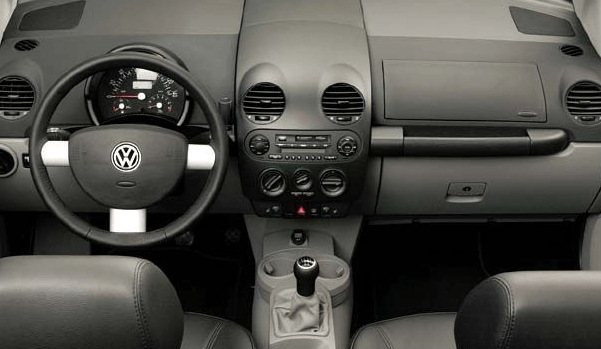 2003 Volkswagen Beetle Interior and Redesign
