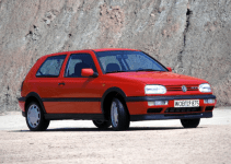 1993 Volkswagen Golf Owners Manual and Concept
