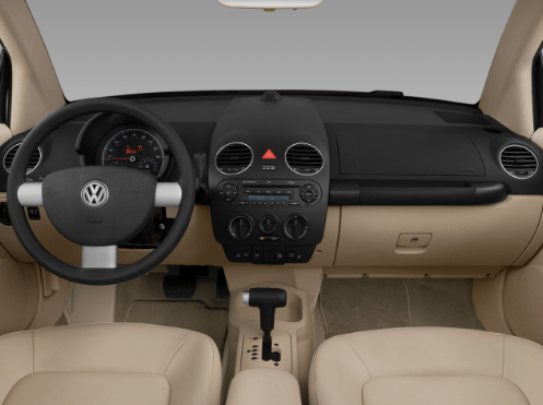 2008 Volkswagen Beetle Interior and Redesign