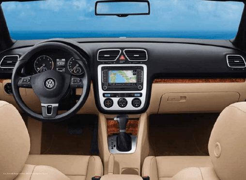 2010 Volkswagen Eos Interior and Redesign