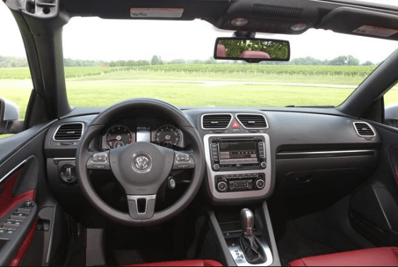 2013 Volkswagen Eos Interior and Redesign
