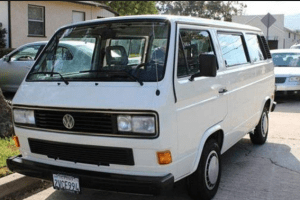 1990 Volkswagen Vanagon Owners Manual and Concept