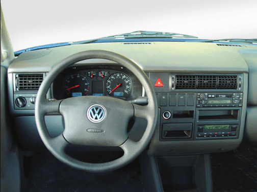 2003 Volkswagen EuroVan Interior and Redesign
