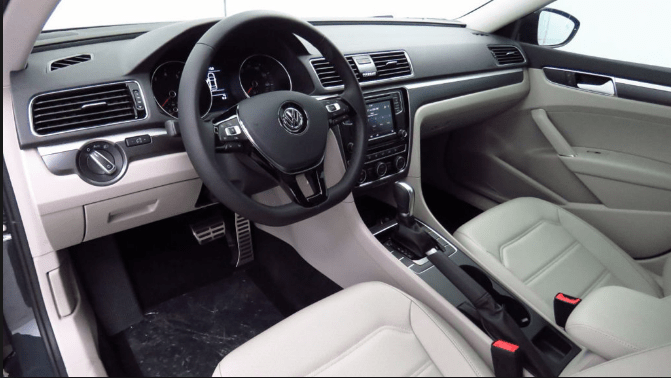 2018 Volkswagen Passat Interior and Redesign