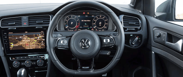 2020 VW Golf R Interior and Redesign