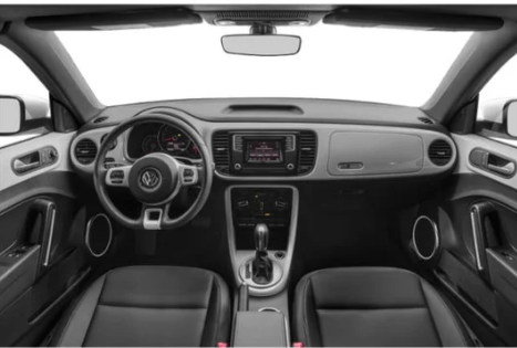 2019 Volkswagen Beetle Convertible Interior