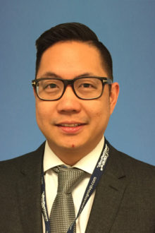 Aldrich Ang - General Sales Manager