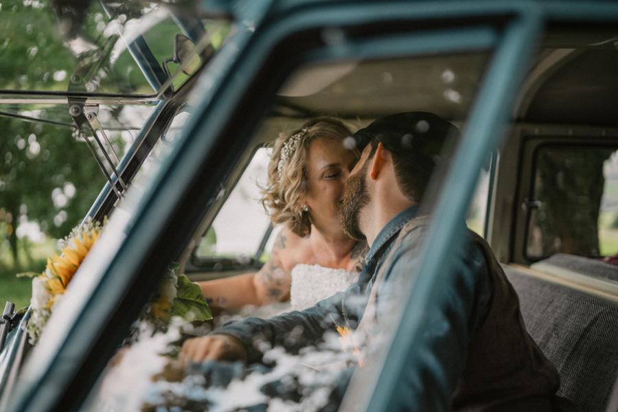 VW Wedding Transport Cumbria