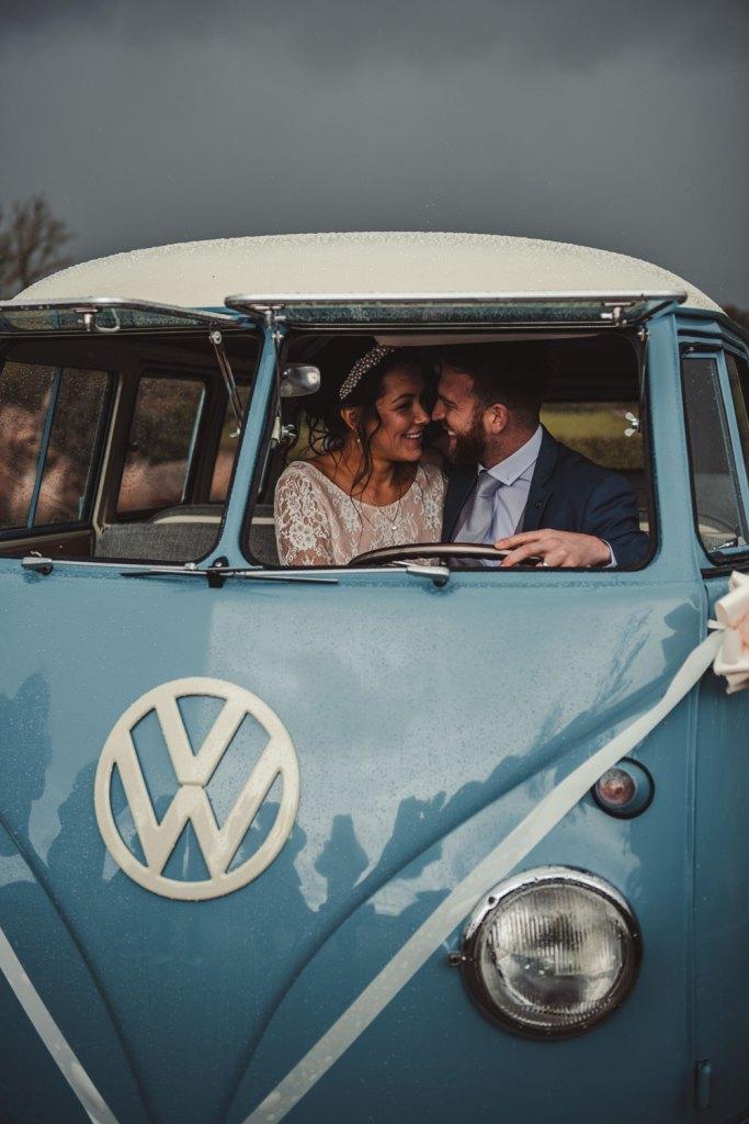 Eden Barn Wedding Transport
