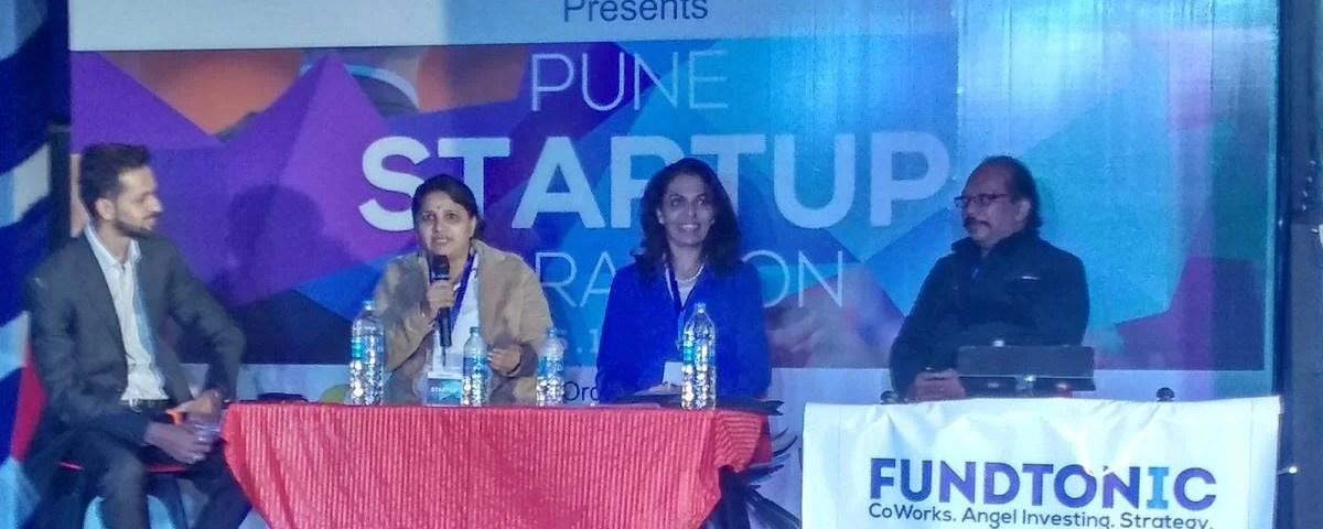 FundTonic Pune Startup Marathon 2017