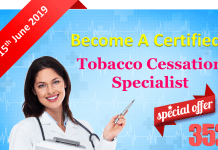 Course on Tobacco Cessation Specialist