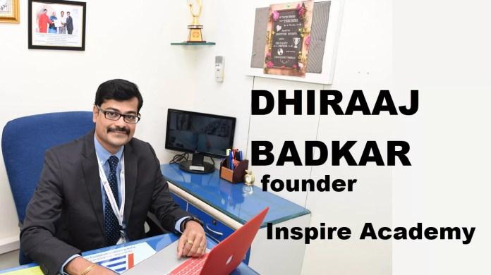 Dhiraaj Sir - Inspire Academy