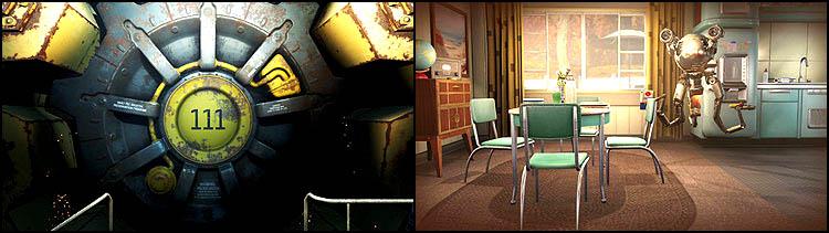 Interior Fallout 4