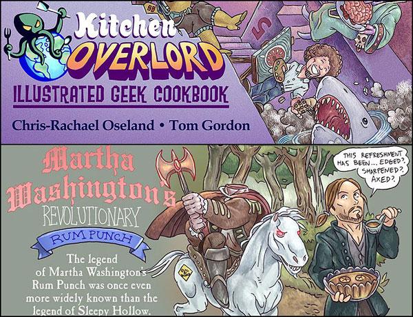 Geek Cookbook - Kitchen Overlord