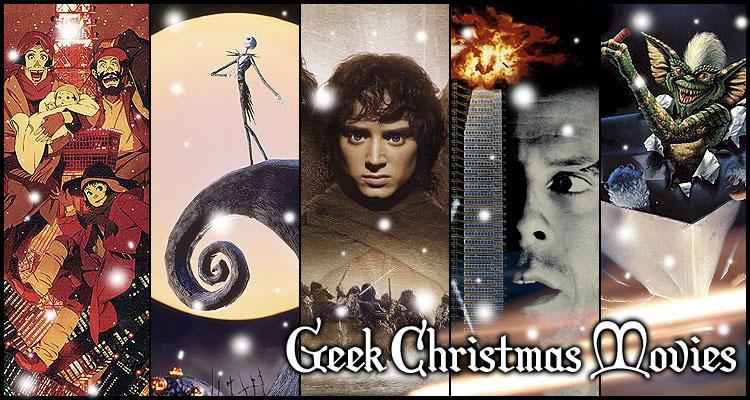 Geek Christmas Movies