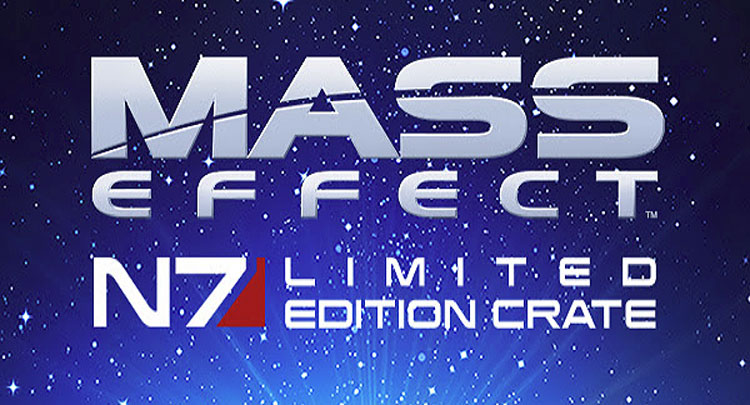 Mass Effect Loot Crate