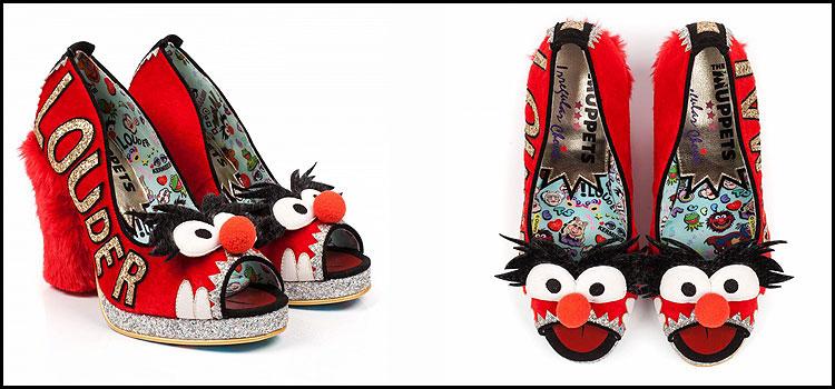 Irregular Choice Muppets - Animal