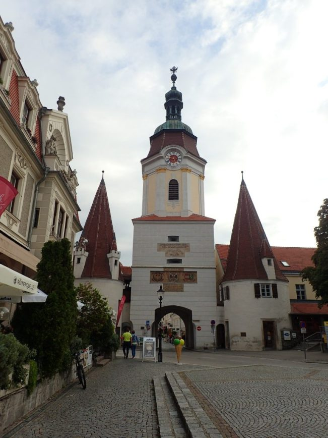 Krems and der Doanu