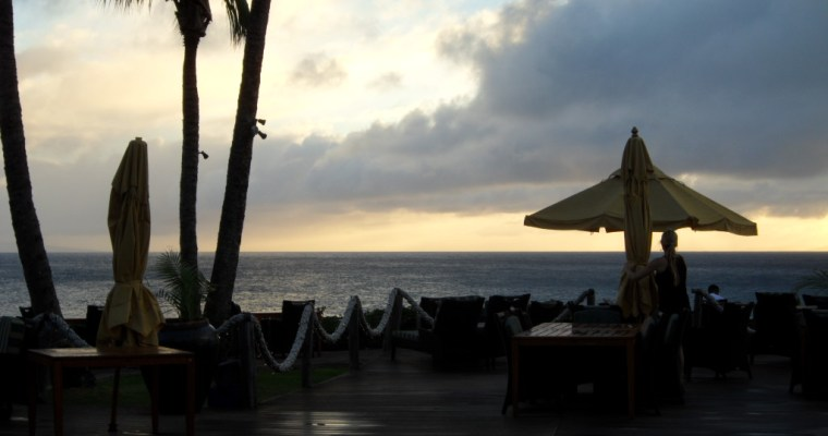 Merriman's Kapalua: Wedding Reception