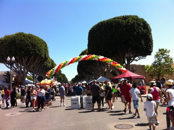 Old Town Tustin Chili Cook-off and Festival