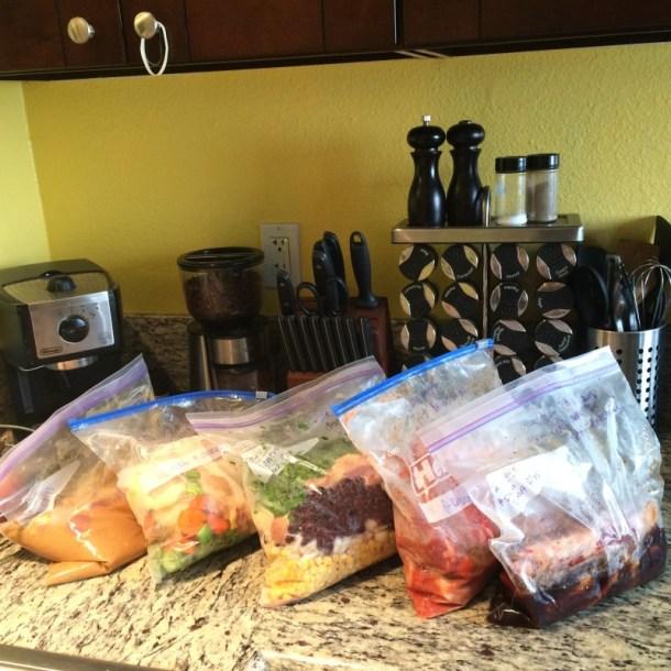 Crock-Pot Slow Cooker Prep Party!
