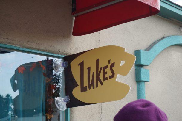"A Trip to ""Luke's Diner"" in Long Beach, CA"