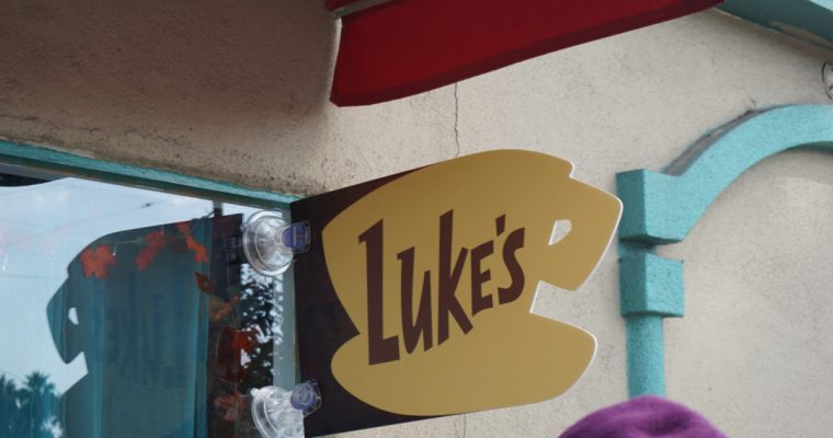 "A Trip to ""Luke's Diner"" in Long Beach, CA"
