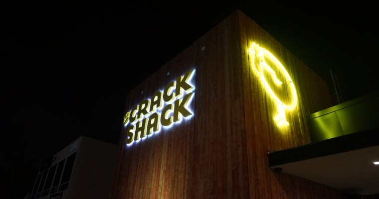 The Crack Shack Comes to Costa Mesa On November 20, 2017