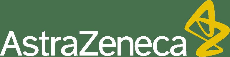 astrazeneca logo white vyopta