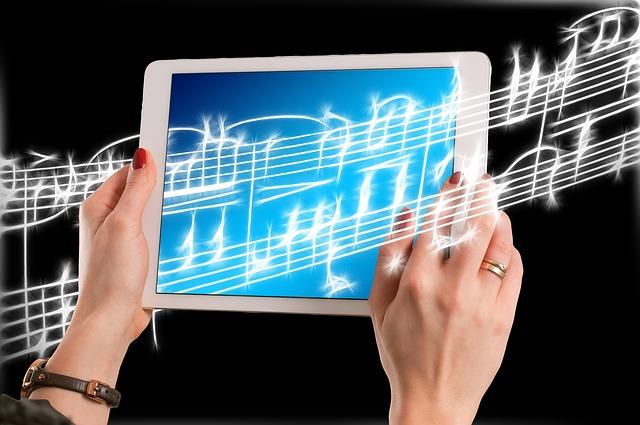 iPad v hudební výchově