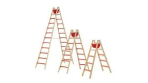 Ladders met treden