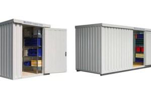 Materiaal- en gereedschapsmagazijnen