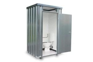 Sanitaire ruimtes