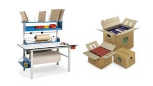 Verpakking en verzending