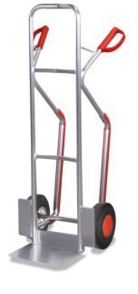 202889 Aluminium Sledesteekwagen,  draagverm. 200kg