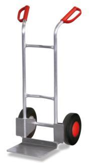 202886 Aluminium Stapelsteekwagen,  draagverm. 150kg
