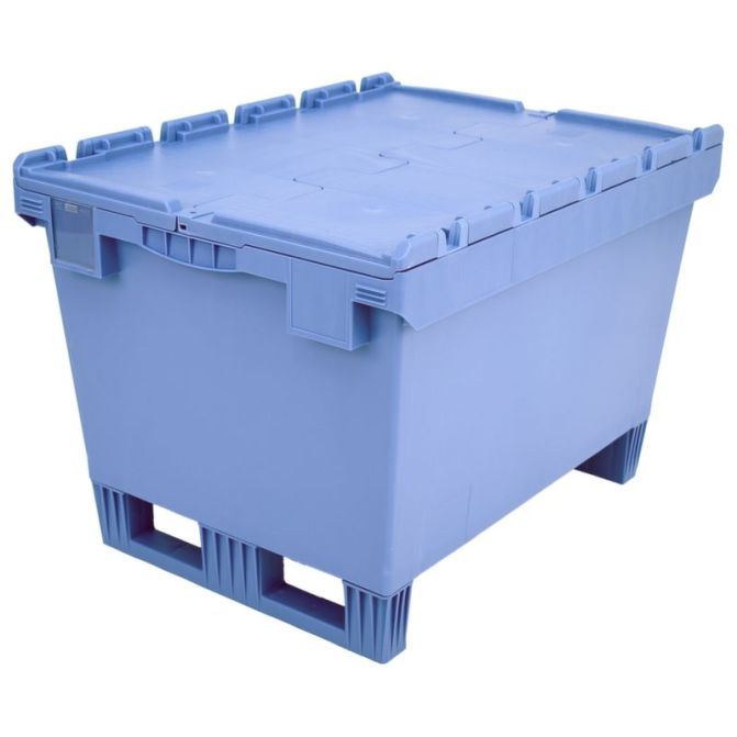 209402 Herbruikbare Bak,  HxLxB 553x800x600mm