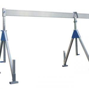 999337 Aluminium Portaalkraan,  draagverm. 1000kg