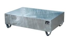 104794 Opvangbak,  v. 2x200l vat