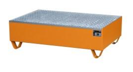 104818 Opvangbak,  v. 2x200l vat