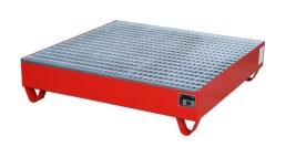 104825 Opvangbak,  v. 4x200l vat